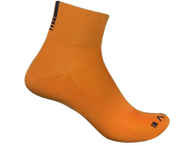 GripGrab Lightweight SL Chaussettes courtes, orange hi-vis